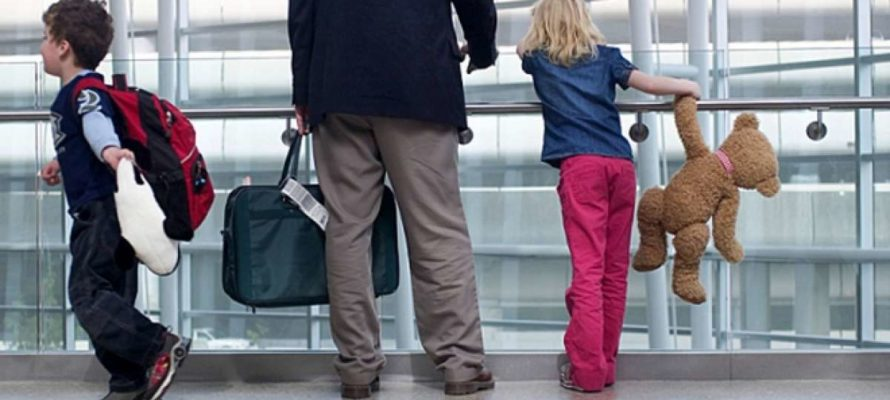 разрешение на выезд ребенка